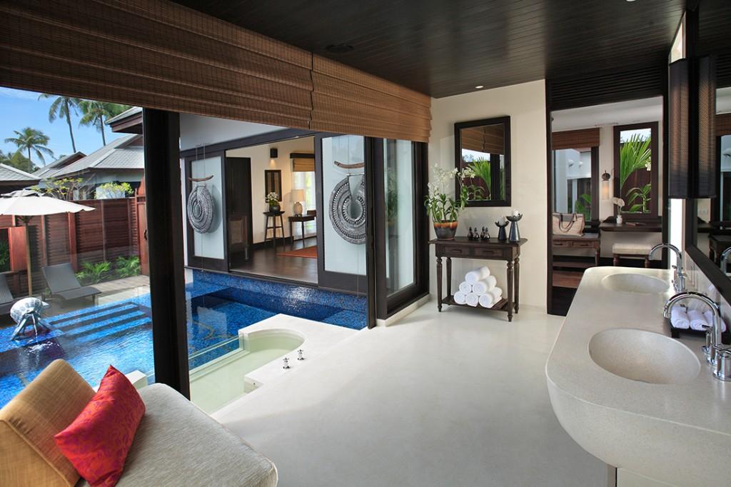 Spa honeymoon at Anantara Mai Khao Phuket Villas, Thailand