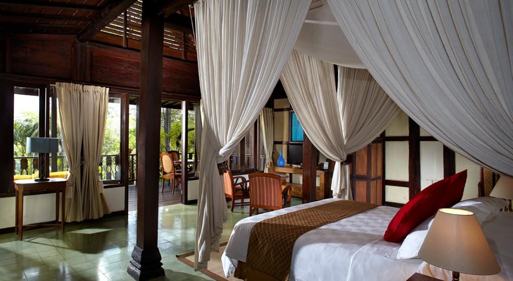 Spa honeymoon at Mesastila Hotel, Indonesia