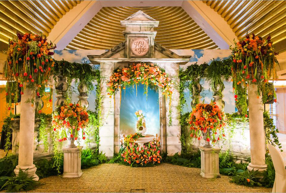 Wedding planners in Singapore - The Wedding Entourage