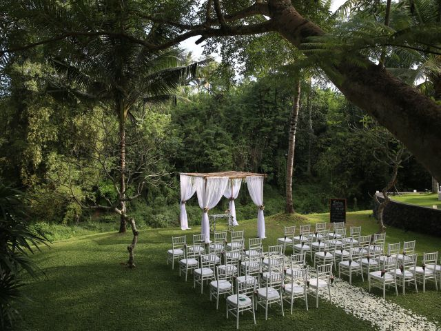 Weddings at Villa The Sanctuary Bali