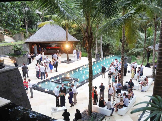 Villa The Sanctuary Bali Weddings