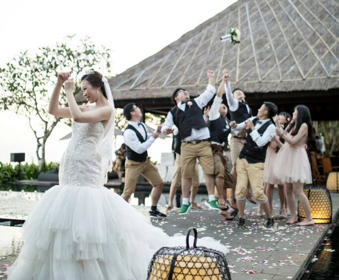 Wedding planners in Singapore - Lestari Bali Wedding