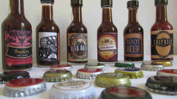 BBQ Sauce set of 6_Broshop