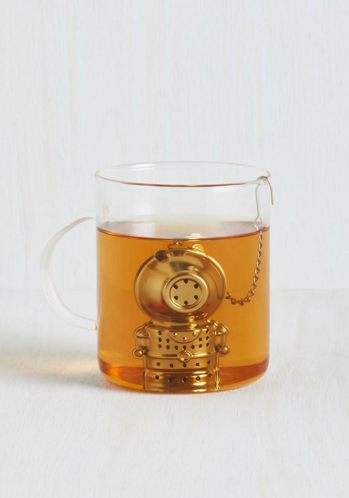 Diver Tea Infuser_Modcloth