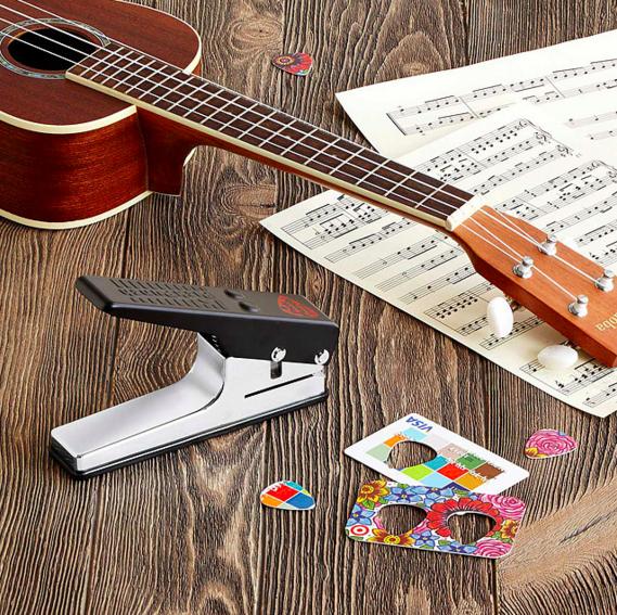 Guitar pick punch_Uncommon Goods
