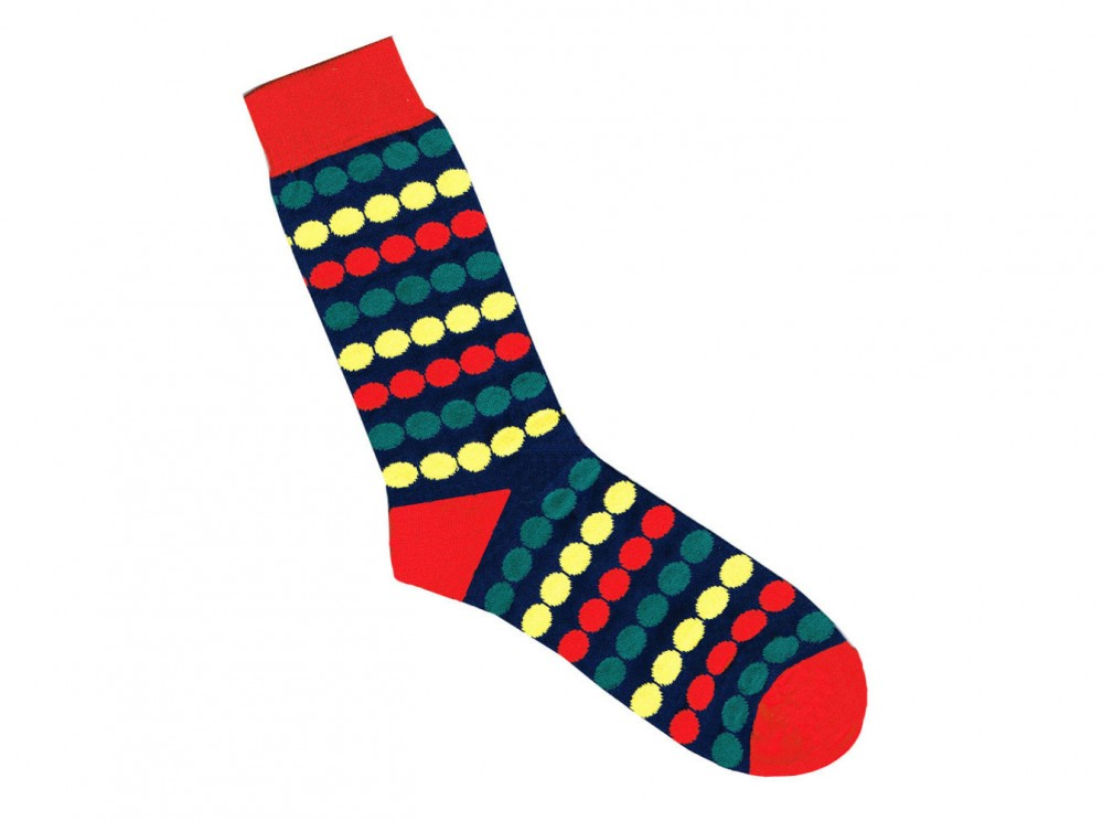 Loco Socks Spotty Socks_Naiise