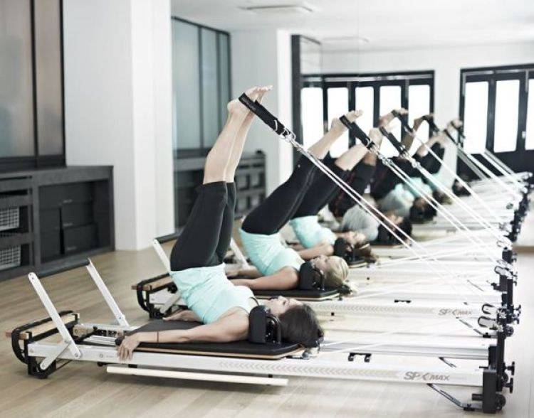 Pilates studios in Singapore - Upside Motion