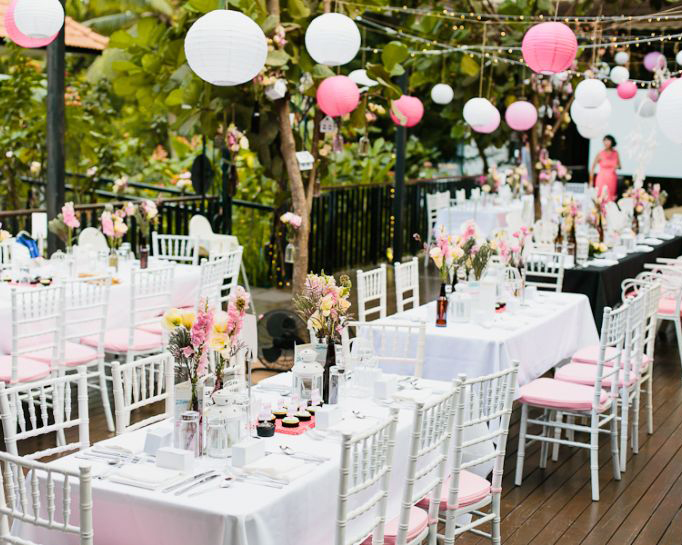 Outdoor Wedding Venue | Outdoor Wedding Venues In Singapore Gorgeous Garden And Beach