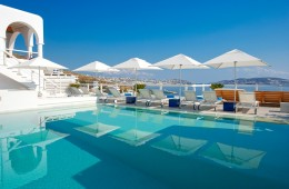 Honeymoon hotels with views: Grace Mykonos