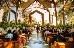 most beautiful places in the world to get married Honeybrides Wayfarers Chapel