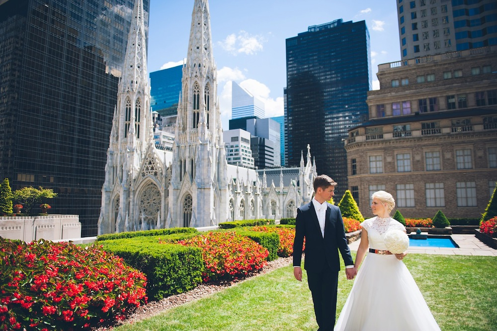 most beautiful places in the world to get married Honeybrides 620 Loft & Garden