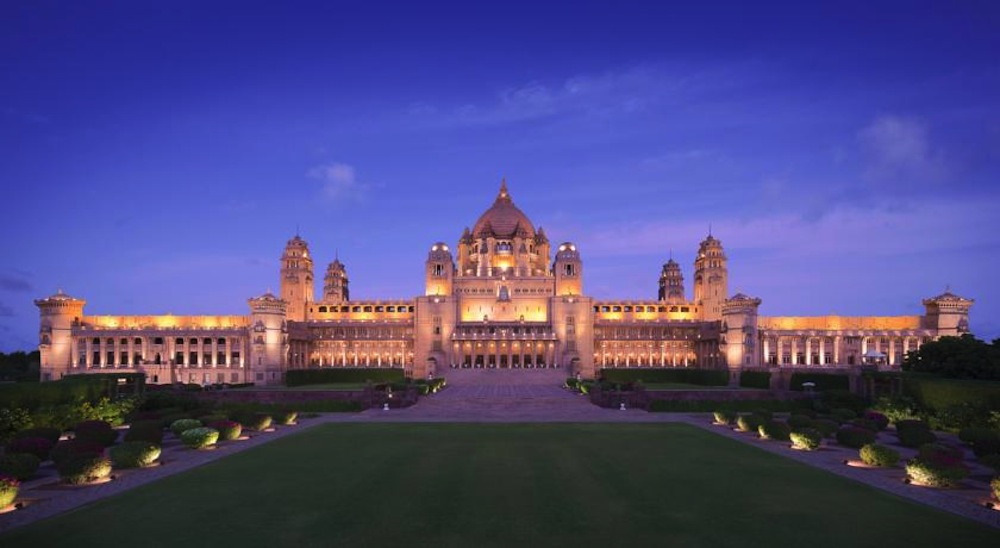 most beautiful places in the world to get married Honeybrides Umaid Bhawan Palace