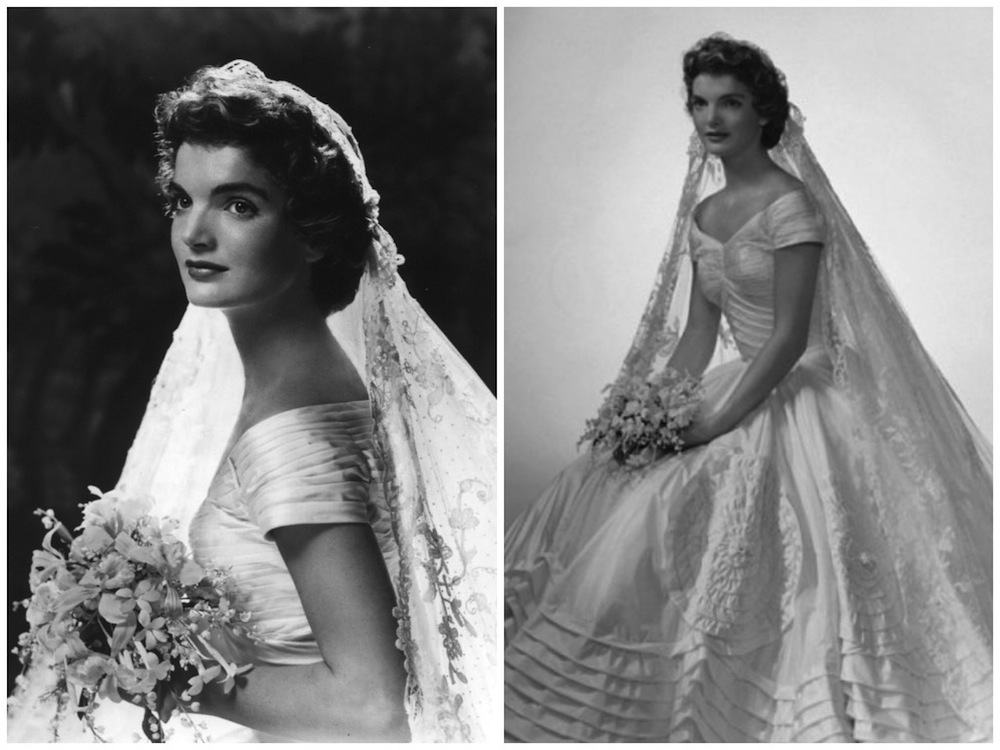 Iconic celebrity wedding dresses