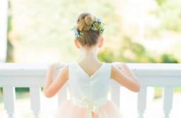 wedding hairstyles for girls Honeybrides