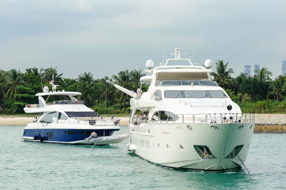 One 15 Luxury Yachting