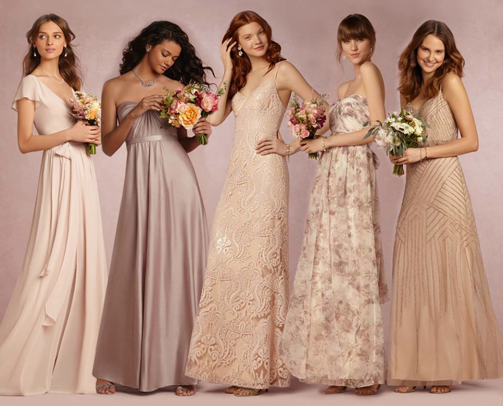 where to buy bridesmaids dresses online Honeybrides BHLDN