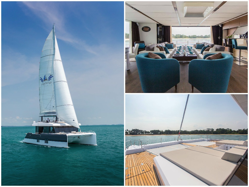 Yacht weddings in Singapore: Where to hire a boat for a sea-bound ceremony