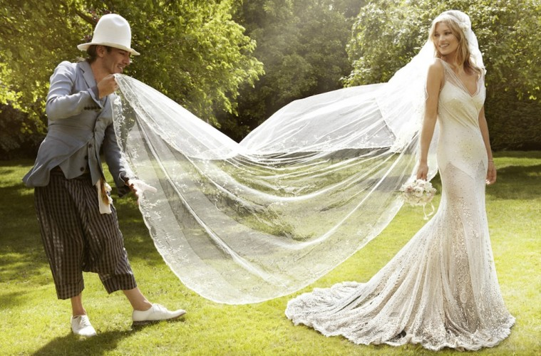 Best wedding dresses: The 10 most iconic celebrity bridal gowns of ...
