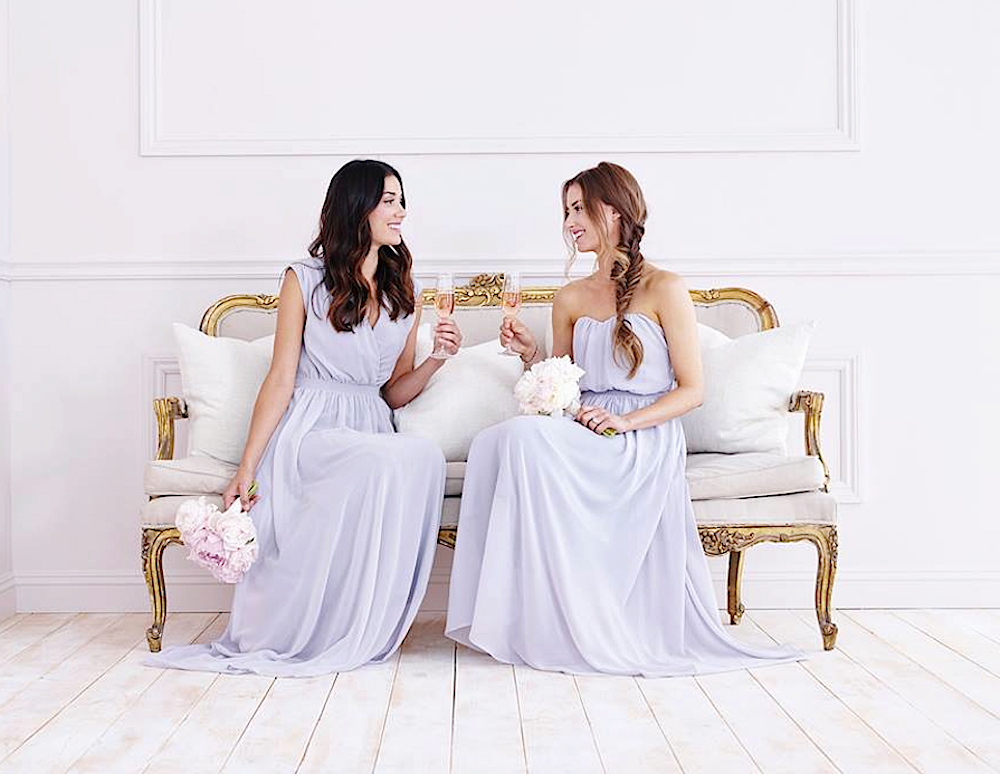 where to buy bridesmaids dresses online Honeybrides