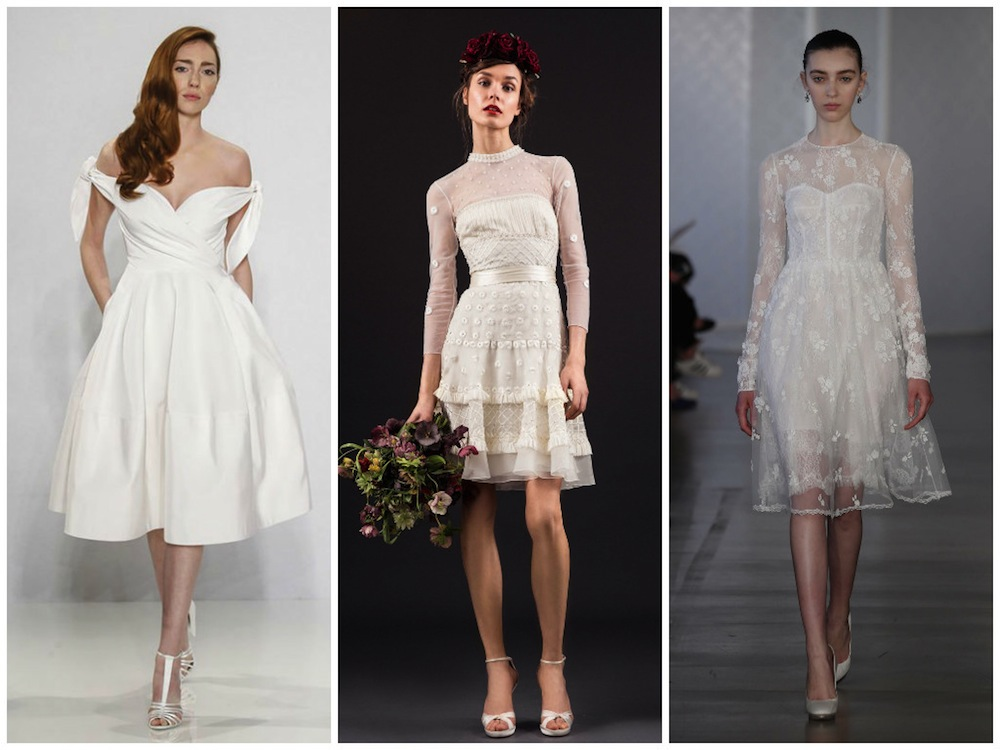 Designer Wedding Dresses Best Bridal Gown Trends From Fashion Week