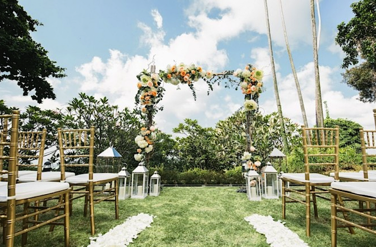 Big Island Wedding Rentals